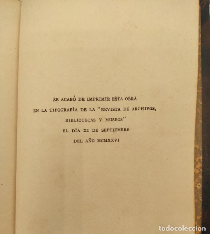 """Libros antiguos: """"Teatro crítico Universal. Clásicos castellenos"""". Ediciones de la lectura. Madrid. De 1925 a 1928. - Foto 30 - 277460118"""