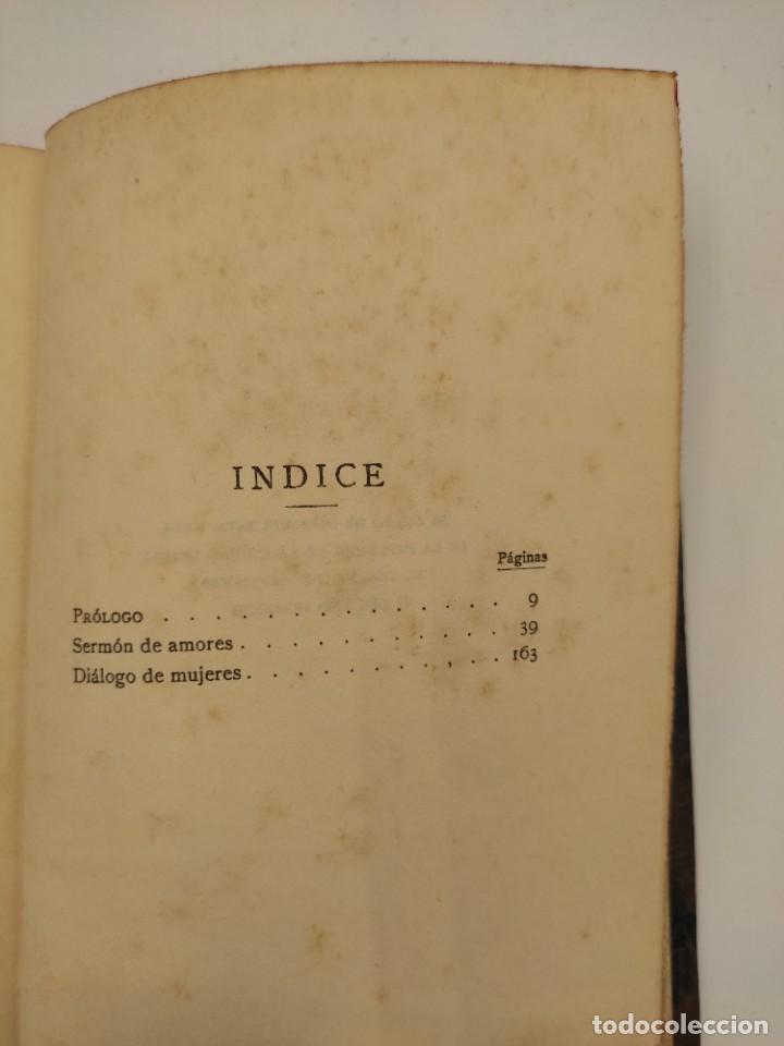 """Libros antiguos: """"Teatro crítico Universal. Clásicos castellenos"""". Ediciones de la lectura. Madrid. De 1925 a 1928. - Foto 34 - 277460118"""