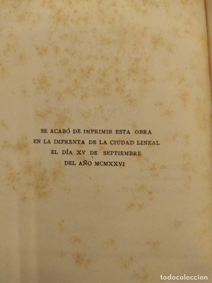 """Libros antiguos: """"Teatro crítico Universal. Clásicos castellenos"""". Ediciones de la lectura. Madrid. De 1925 a 1928. - Foto 35 - 277460118"""