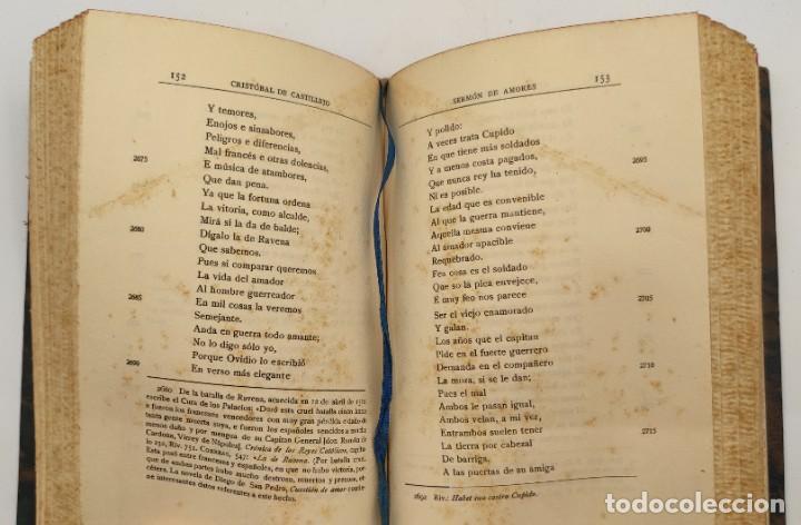 """Libros antiguos: """"Teatro crítico Universal. Clásicos castellenos"""". Ediciones de la lectura. Madrid. De 1925 a 1928. - Foto 36 - 277460118"""