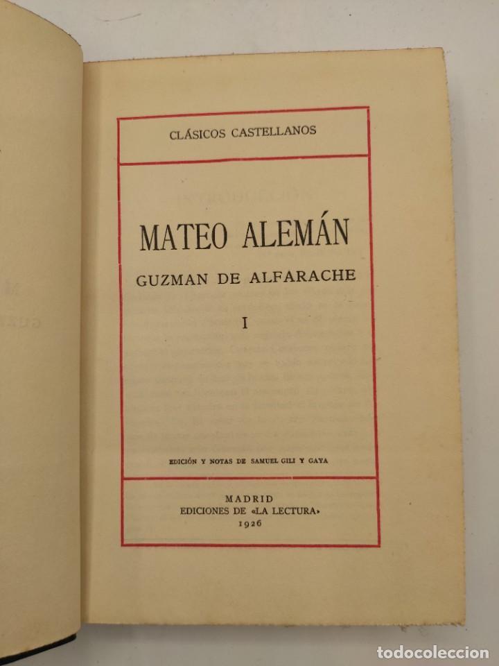 """Libros antiguos: """"Teatro crítico Universal. Clásicos castellenos"""". Ediciones de la lectura. Madrid. De 1925 a 1928. - Foto 39 - 277460118"""