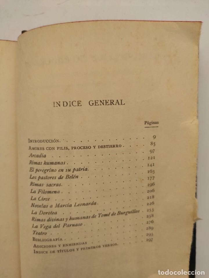 """Libros antiguos: """"Teatro crítico Universal. Clásicos castellenos"""". Ediciones de la lectura. Madrid. De 1925 a 1928. - Foto 54 - 277460118"""
