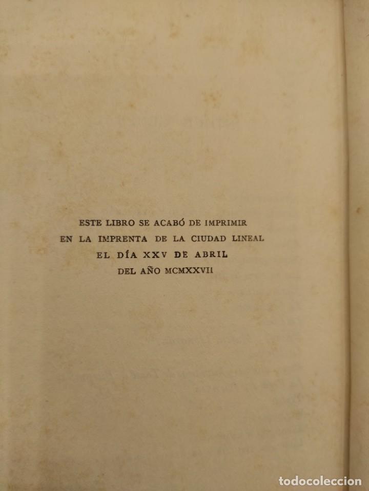 """Libros antiguos: """"Teatro crítico Universal. Clásicos castellenos"""". Ediciones de la lectura. Madrid. De 1925 a 1928. - Foto 55 - 277460118"""