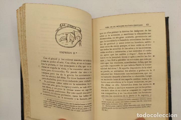 """Libros antiguos: """"Teatro crítico Universal. Clásicos castellenos"""". Ediciones de la lectura. Madrid. De 1925 a 1928. - Foto 59 - 277460118"""