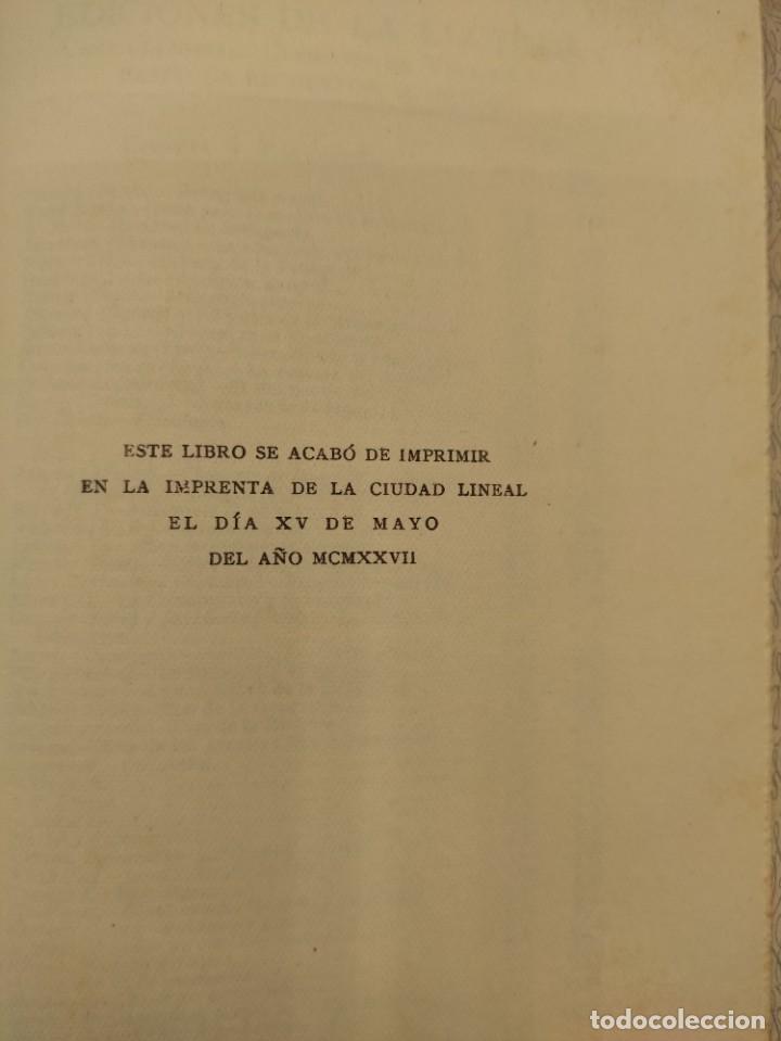 """Libros antiguos: """"Teatro crítico Universal. Clásicos castellenos"""". Ediciones de la lectura. Madrid. De 1925 a 1928. - Foto 61 - 277460118"""