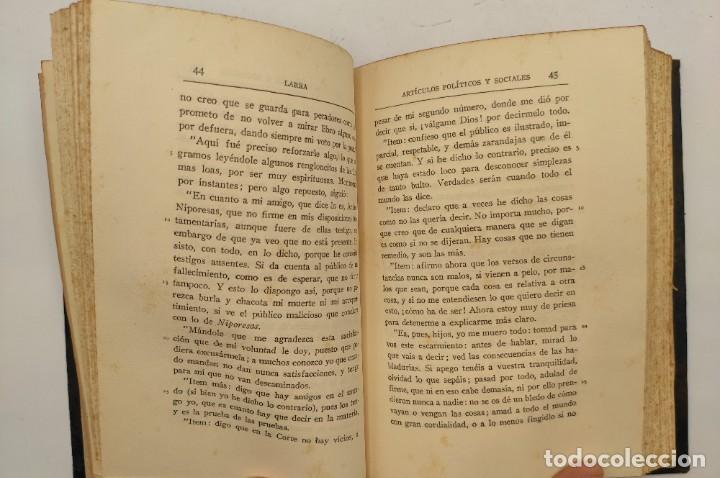 """Libros antiguos: """"Teatro crítico Universal. Clásicos castellenos"""". Ediciones de la lectura. Madrid. De 1925 a 1928. - Foto 65 - 277460118"""
