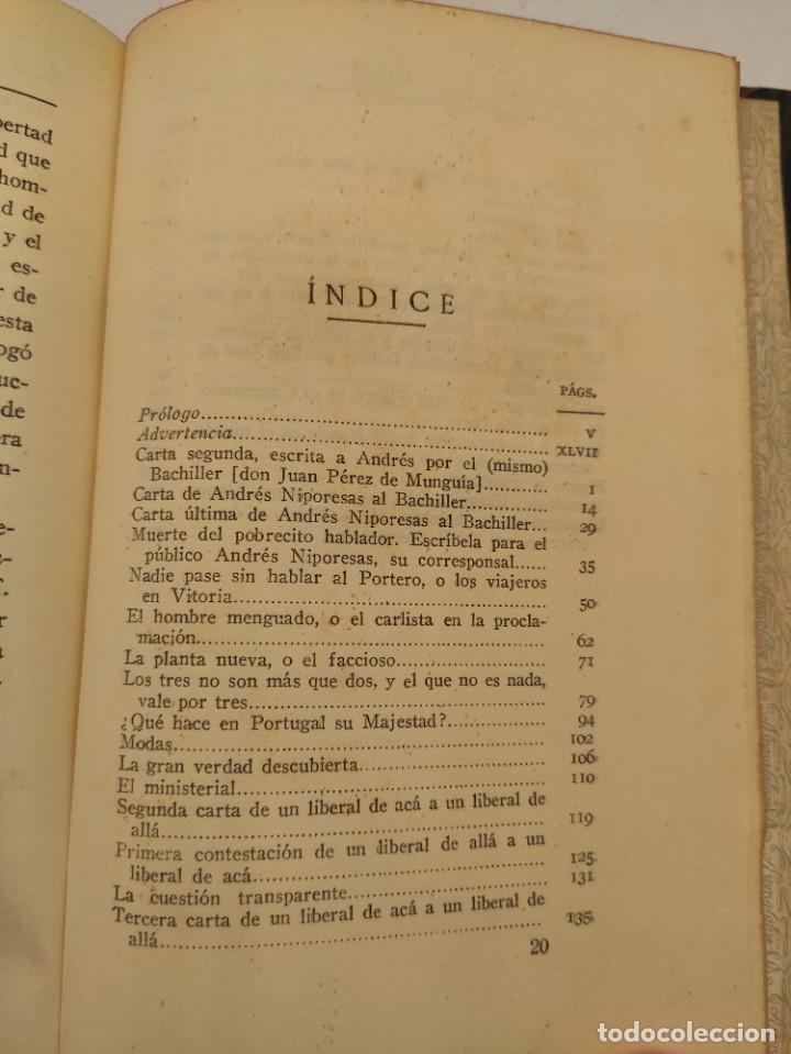 """Libros antiguos: """"Teatro crítico Universal. Clásicos castellenos"""". Ediciones de la lectura. Madrid. De 1925 a 1928. - Foto 66 - 277460118"""