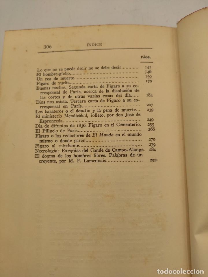 """Libros antiguos: """"Teatro crítico Universal. Clásicos castellenos"""". Ediciones de la lectura. Madrid. De 1925 a 1928. - Foto 67 - 277460118"""