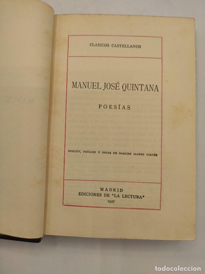 """Libros antiguos: """"Teatro crítico Universal. Clásicos castellenos"""". Ediciones de la lectura. Madrid. De 1925 a 1928. - Foto 70 - 277460118"""