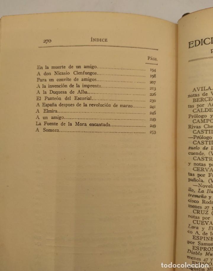 """Libros antiguos: """"Teatro crítico Universal. Clásicos castellenos"""". Ediciones de la lectura. Madrid. De 1925 a 1928. - Foto 73 - 277460118"""