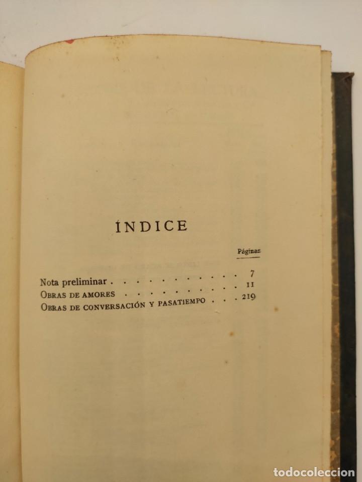 """Libros antiguos: """"Teatro crítico Universal. Clásicos castellenos"""". Ediciones de la lectura. Madrid. De 1925 a 1928. - Foto 74 - 277460118"""