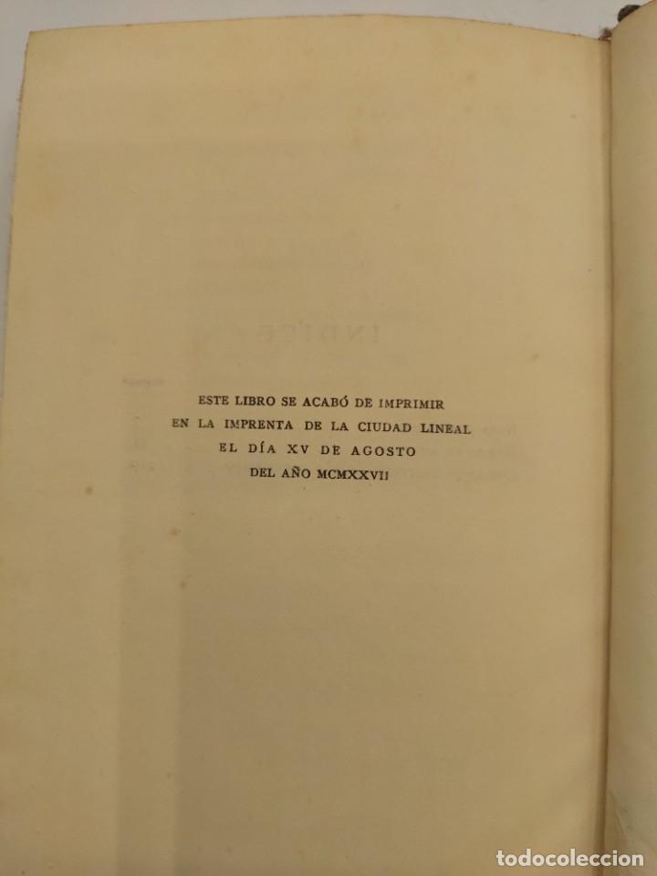 """Libros antiguos: """"Teatro crítico Universal. Clásicos castellenos"""". Ediciones de la lectura. Madrid. De 1925 a 1928. - Foto 76 - 277460118"""
