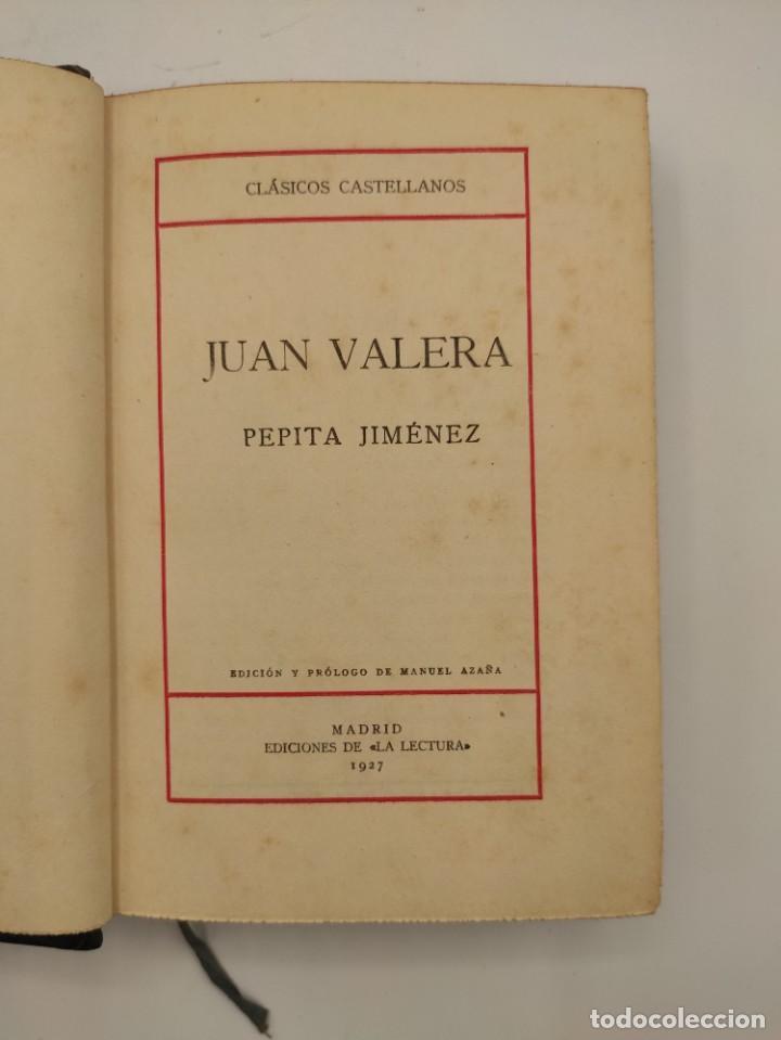 """Libros antiguos: """"Teatro crítico Universal. Clásicos castellenos"""". Ediciones de la lectura. Madrid. De 1925 a 1928. - Foto 79 - 277460118"""