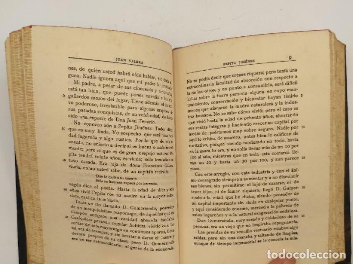 """Libros antiguos: """"Teatro crítico Universal. Clásicos castellenos"""". Ediciones de la lectura. Madrid. De 1925 a 1928. - Foto 80 - 277460118"""