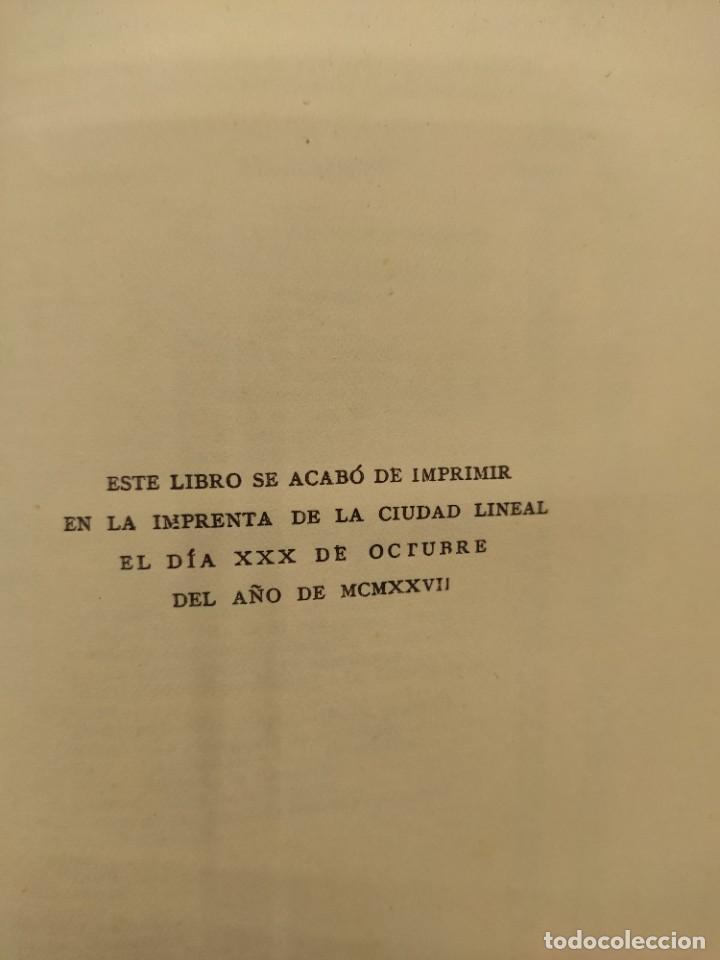 """Libros antiguos: """"Teatro crítico Universal. Clásicos castellenos"""". Ediciones de la lectura. Madrid. De 1925 a 1928. - Foto 86 - 277460118"""