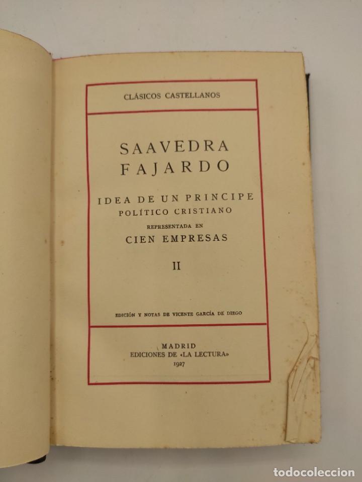 """Libros antiguos: """"Teatro crítico Universal. Clásicos castellenos"""". Ediciones de la lectura. Madrid. De 1925 a 1928. - Foto 87 - 277460118"""