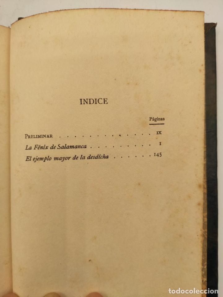 """Libros antiguos: """"Teatro crítico Universal. Clásicos castellenos"""". Ediciones de la lectura. Madrid. De 1925 a 1928. - Foto 94 - 277460118"""