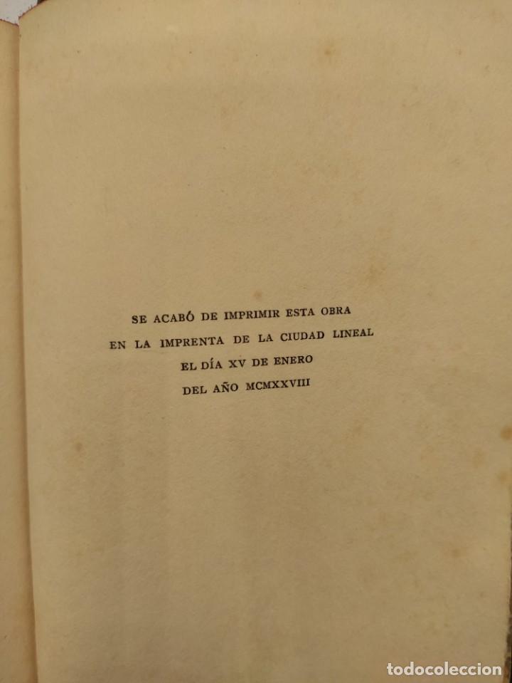 """Libros antiguos: """"Teatro crítico Universal. Clásicos castellenos"""". Ediciones de la lectura. Madrid. De 1925 a 1928. - Foto 95 - 277460118"""