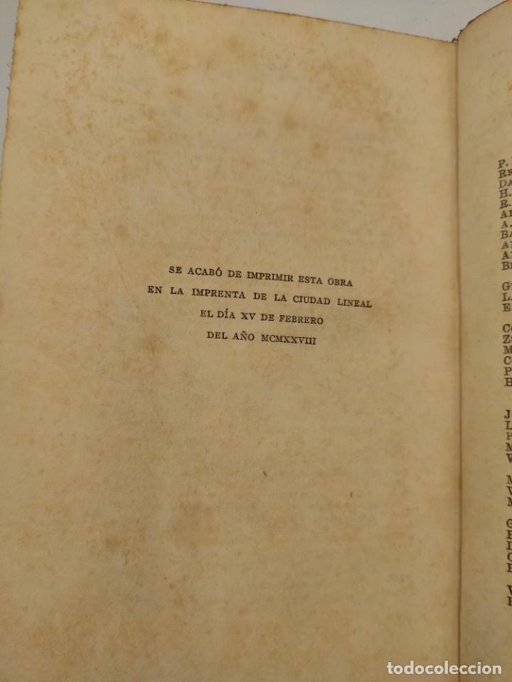 """Libros antiguos: """"Teatro crítico Universal. Clásicos castellenos"""". Ediciones de la lectura. Madrid. De 1925 a 1928. - Foto 103 - 277460118"""