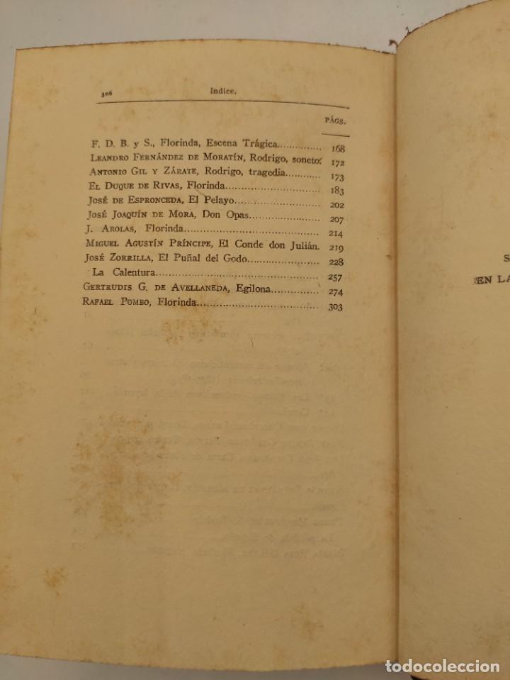 """Libros antiguos: """"Teatro crítico Universal. Clásicos castellenos"""". Ediciones de la lectura. Madrid. De 1925 a 1928. - Foto 109 - 277460118"""