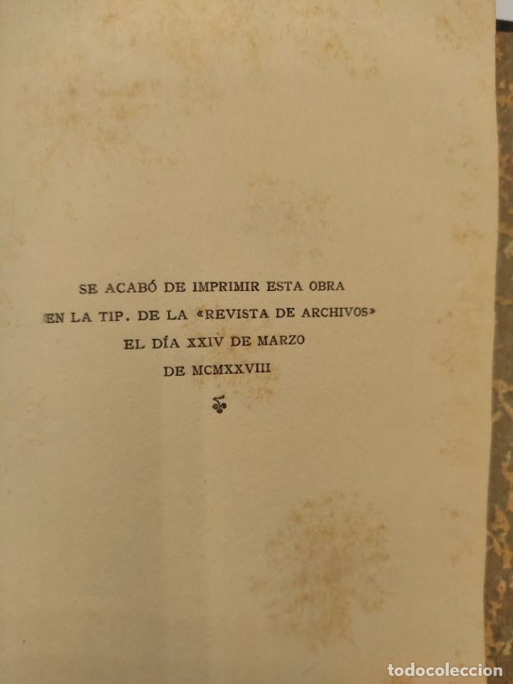 """Libros antiguos: """"Teatro crítico Universal. Clásicos castellenos"""". Ediciones de la lectura. Madrid. De 1925 a 1928. - Foto 110 - 277460118"""