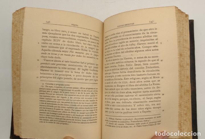 """Libros antiguos: """"Teatro crítico Universal. Clásicos castellenos"""". Ediciones de la lectura. Madrid. De 1925 a 1928. - Foto 114 - 277460118"""