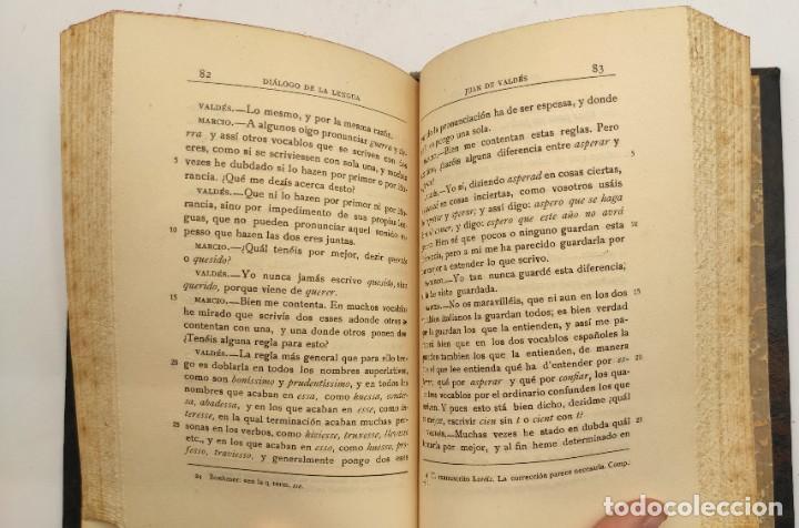 """Libros antiguos: """"Teatro crítico Universal. Clásicos castellenos"""". Ediciones de la lectura. Madrid. De 1925 a 1928. - Foto 121 - 277460118"""