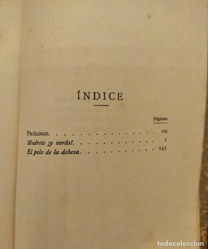 """Libros antiguos: """"Teatro crítico Universal. Clásicos castellenos"""". Ediciones de la lectura. Madrid. De 1925 a 1928. - Foto 134 - 277460118"""