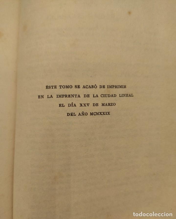 """Libros antiguos: """"Teatro crítico Universal. Clásicos castellenos"""". Ediciones de la lectura. Madrid. De 1925 a 1928. - Foto 135 - 277460118"""