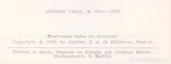 Libros antiguos: JOSÉ MARÍA VIQUEIRA ASÍ PIENSAN LOS PERSONAJES DE JACINTO BENAVENTE ED AGUILAR 1958 1ª EDICIÓN - Foto 3 - 278600013