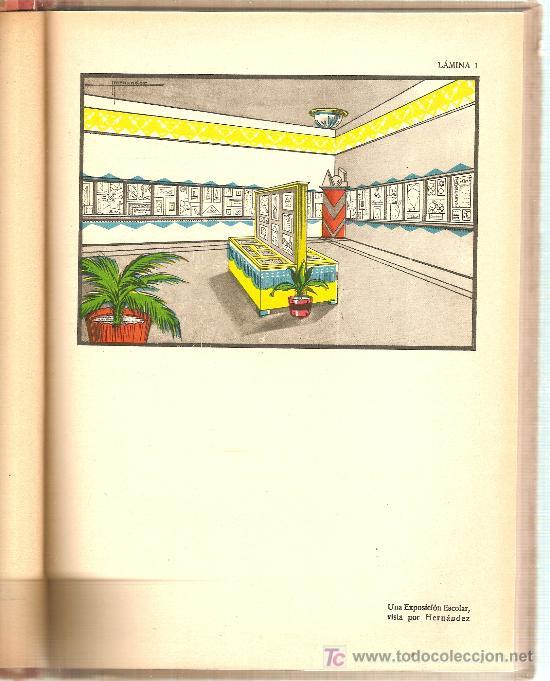 Libros antiguos: Como preparar una exposicion escolar de fin de curso / E. Ortiga, A. Montana. - Foto 2 - 27629676