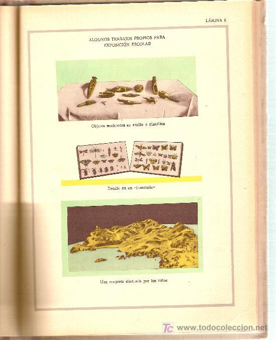 Libros antiguos: Como preparar una exposicion escolar de fin de curso / E. Ortiga, A. Montana. - Foto 3 - 27629676