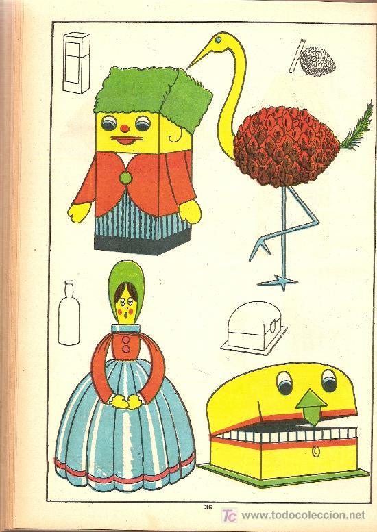 Libros antiguos: Como preparar una exposicion escolar de fin de curso / E. Ortiga, A. Montana. - Foto 4 - 27629676