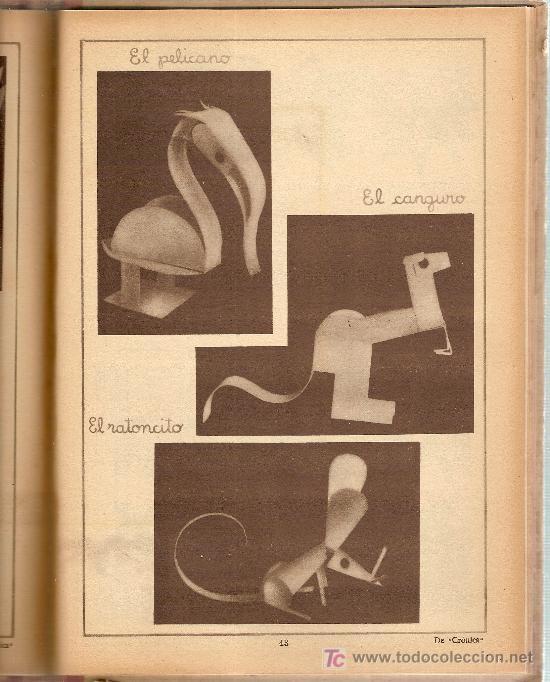 Libros antiguos: Como preparar una exposicion escolar de fin de curso / E. Ortiga, A. Montana. - Foto 5 - 27629676