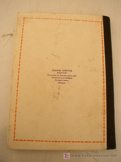 Libros antiguos: SELECCIÓN DE VERSOS ESPAÑOLES LIBRO DE LECTURA Y DE INICIACIÓN AL CONOCIMIENTO DE LA POESÍA - - Foto 7 - 20941261