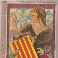 Livres anciens: LA TERRA CATALANA / J. PLA CARGOL. GIRONA. DALMAU CARLES, 1933. 18 X 12 CM. 187 P.. Lote 25822110