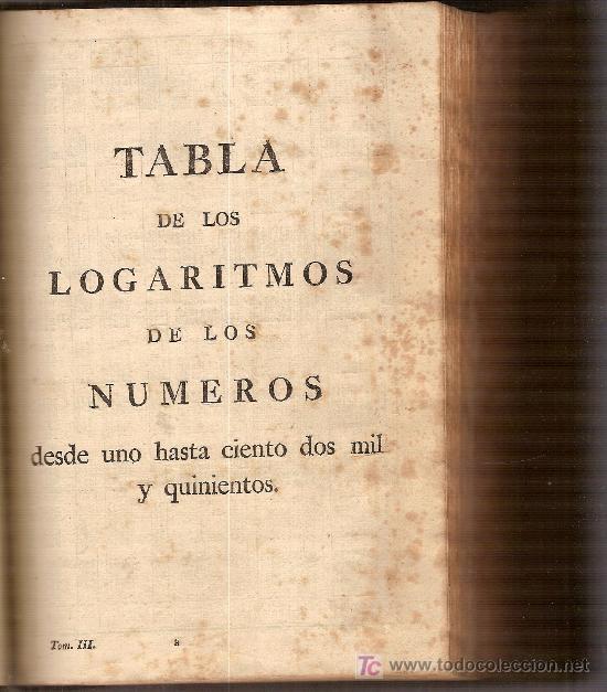 Libros antiguos: Curso de matematicas...por Tadeo Lope y Aguilar. Madrid : Imp. Real, 1798. - Foto 2 - 26310743