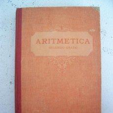 Libros antiguos: ARITMETICA POR EDELVIVES, SEGUNDO GRADO , SEXTA EDICION , 1934. Lote 23997558