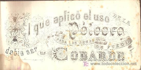 Libros antiguos: Para uso de las escuelas Letra inglesa, española y adorno / E. Bover.BCN : Tip.Lit. Verdaguer, C1860 - Foto 4 - 35242639
