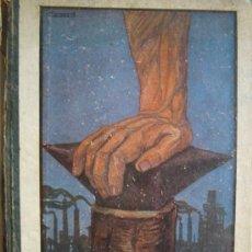 Libros antiguos: LA MANO DEL HOMBRE. LECCIONES DE COSAS. MARINEL-LO MANUEL. 1946, DIBUJOS DE S.LLOBET. Lote 8007194