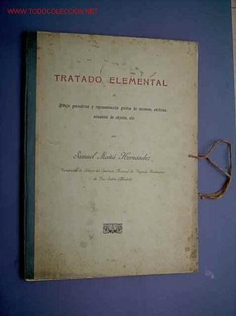 tratado elemental de dibujo geometrico y repres  Comprar Libros