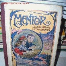 Libros antiguos: MENTOR. Lote 18004333