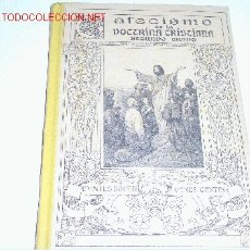 Libros antiguos: CATECISMO DE LA DOCTRINA CRISTIANA SEGUNDO GRADO. Lote 24683791