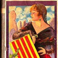 Libros antiguos: LIBRO DE TEXTO LA TERRA CATALANA ANY 1933. Lote 11063779