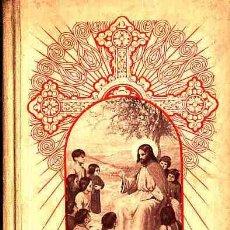Libros antiguos: LIBRO DE TEXTO CATECISMO ELEMENTAL AÑO 1933. Lote 11064112