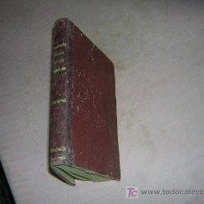 Libros antiguos: LIBRO ANTIGUO OBRA DE LA ACADEMIA SIDRO AÑO1920. Lote 27384197