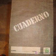 Libros antiguos: CUADERNO RAYAS PREESCOLAR. Lote 12057924