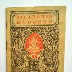 Alte Bücher - CARTILLA---SILABARIO MODERNO-1928 EDITORIAL FTD-PRIMERA EDICION -escolar - 26229832