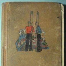 Libros antiguos: 7244 ESTAMPAS LITERARIAS DE ALEJANDRO MANZANARES -DALMAU CARLES EDITOR AÑO 1936. Lote 23344905