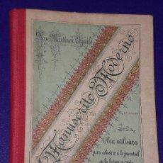 Libros antiguos: MANUSCRITO MODERNO. (1916). Lote 22556781